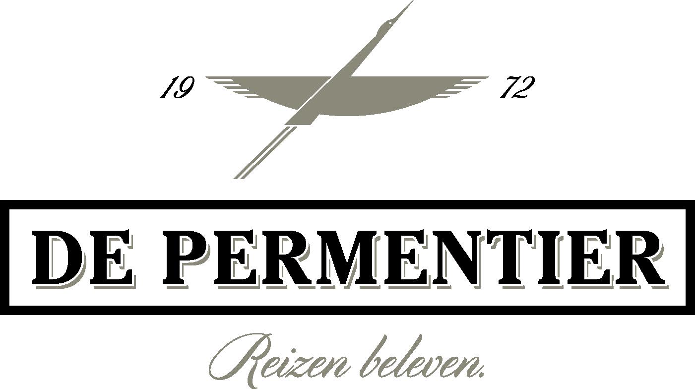 Logo | De Permentier Travel - Reisbureau Hasselt